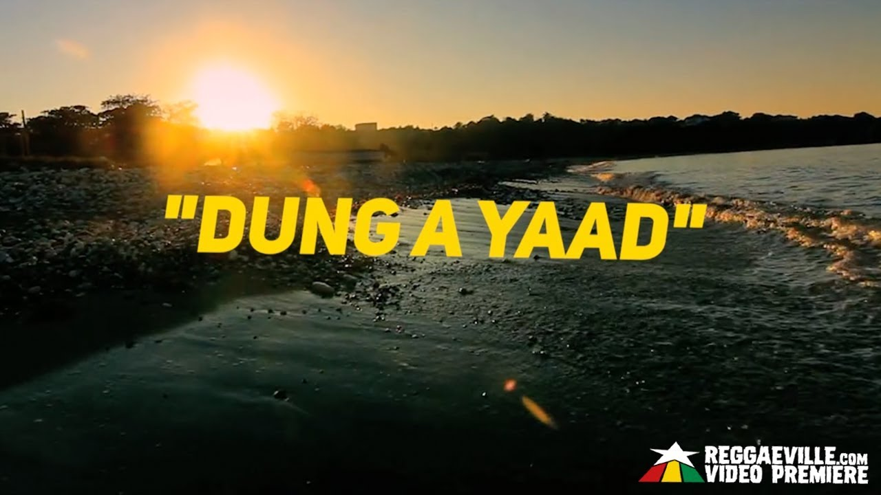 Mykal Rose - Dung A Yaad (Lyric Video) [11/1/2018]