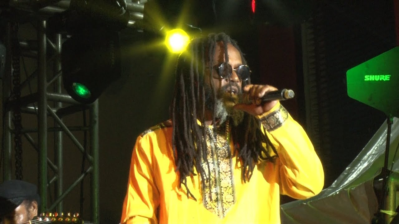 Andrew Tosh @Peter Tosh Music Festival 2017 [10/21/2017]
