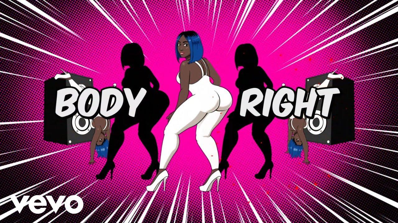 Spice - Body Right [1/18/2019]