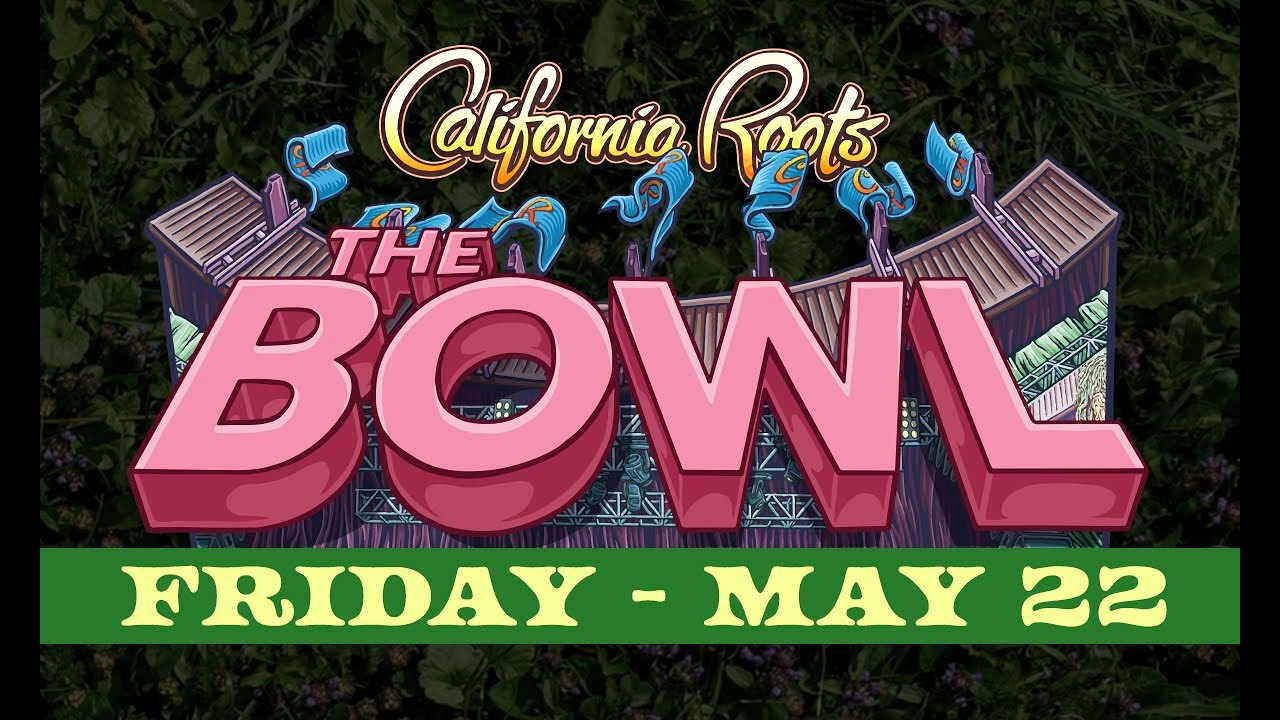 Can't Stop The Music Online Festival - The Bowl Stage (Live Stream) [5/22/2020]