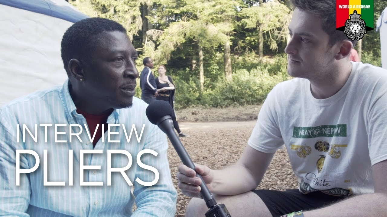 Interview with Pliers @ Boomtown 2017 [8/4/2017]