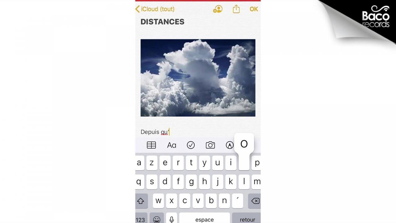 Volodia - Distances [5/8/2020]
