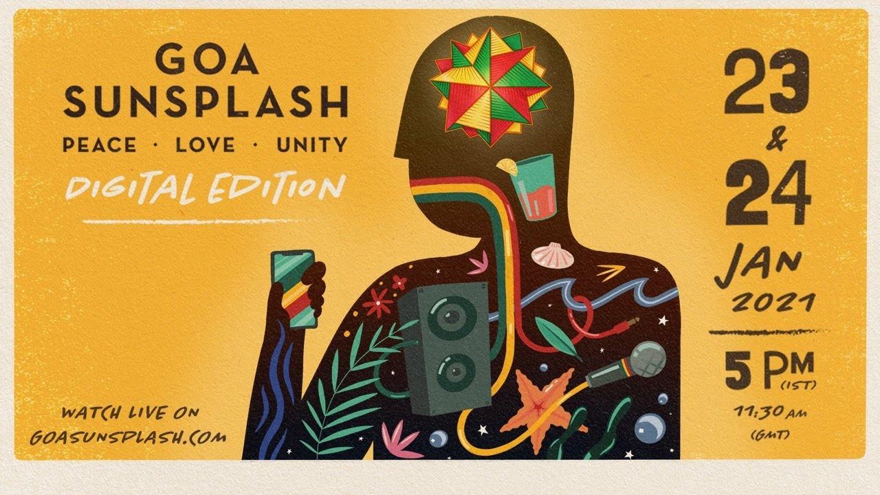 Goa Sunsplash 2021 - Day One (Live Stream) [1/23/2021]
