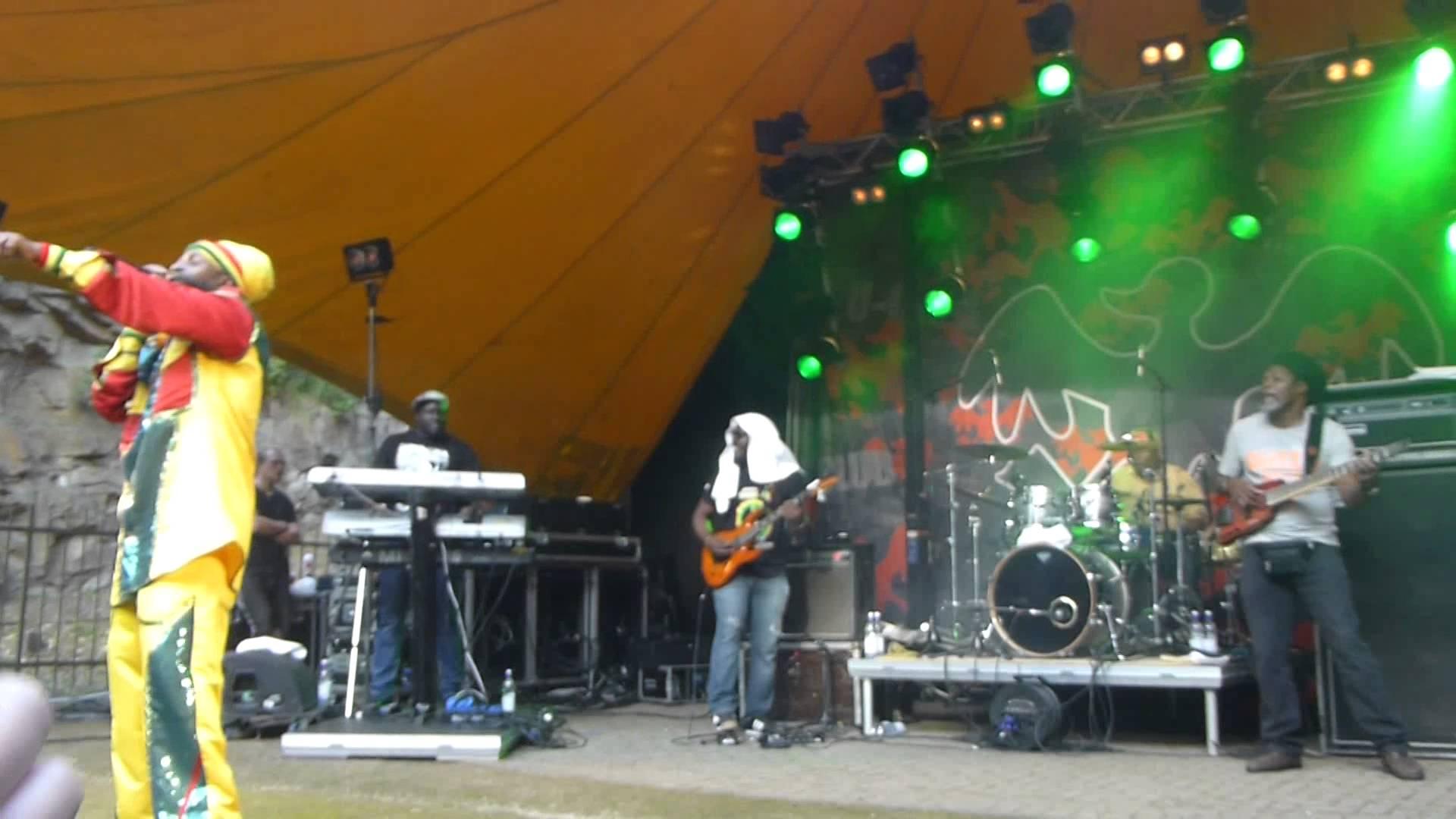 Capleton in Wuppertal, Germany [8/22/2015]