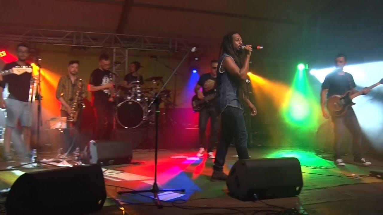 Stephen Newland & Jafia - Steve Borrow Money @ Reggae Na Piaskach 2017 [7/22/2017]