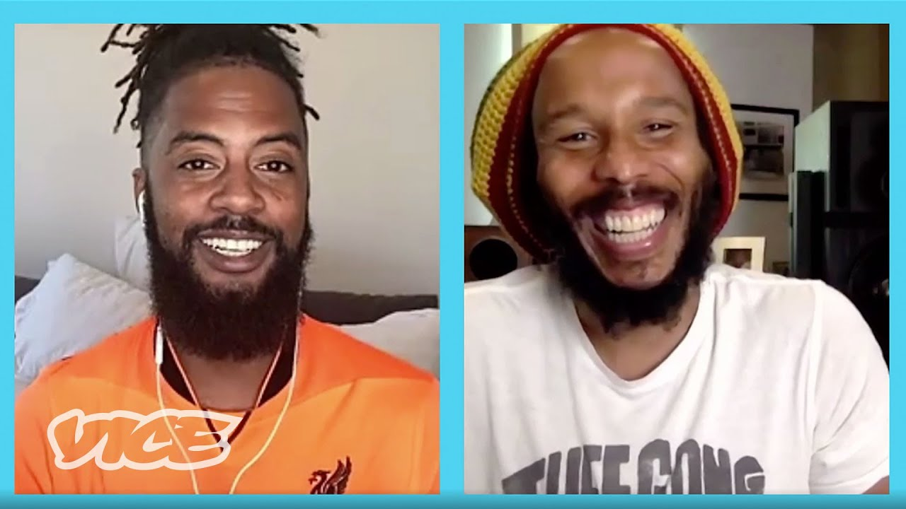 Ziggy Marley Interview @ Vice Asia [10/6/2020]