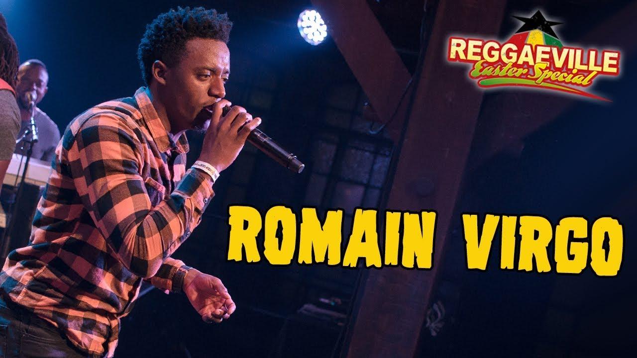 Romain Virgo in Hamburg @ Reggaeville Easter Special 2018 [3/30/2018]