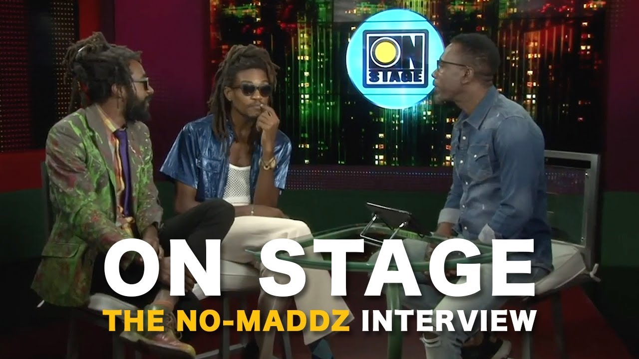The No-Maddz Interview @ OnStage TV [8/31/2019]
