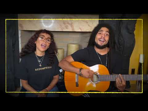 Cedella & Skip Marley - One Love (Acoustic) #OneLoveOneHeart [7/23/2020]
