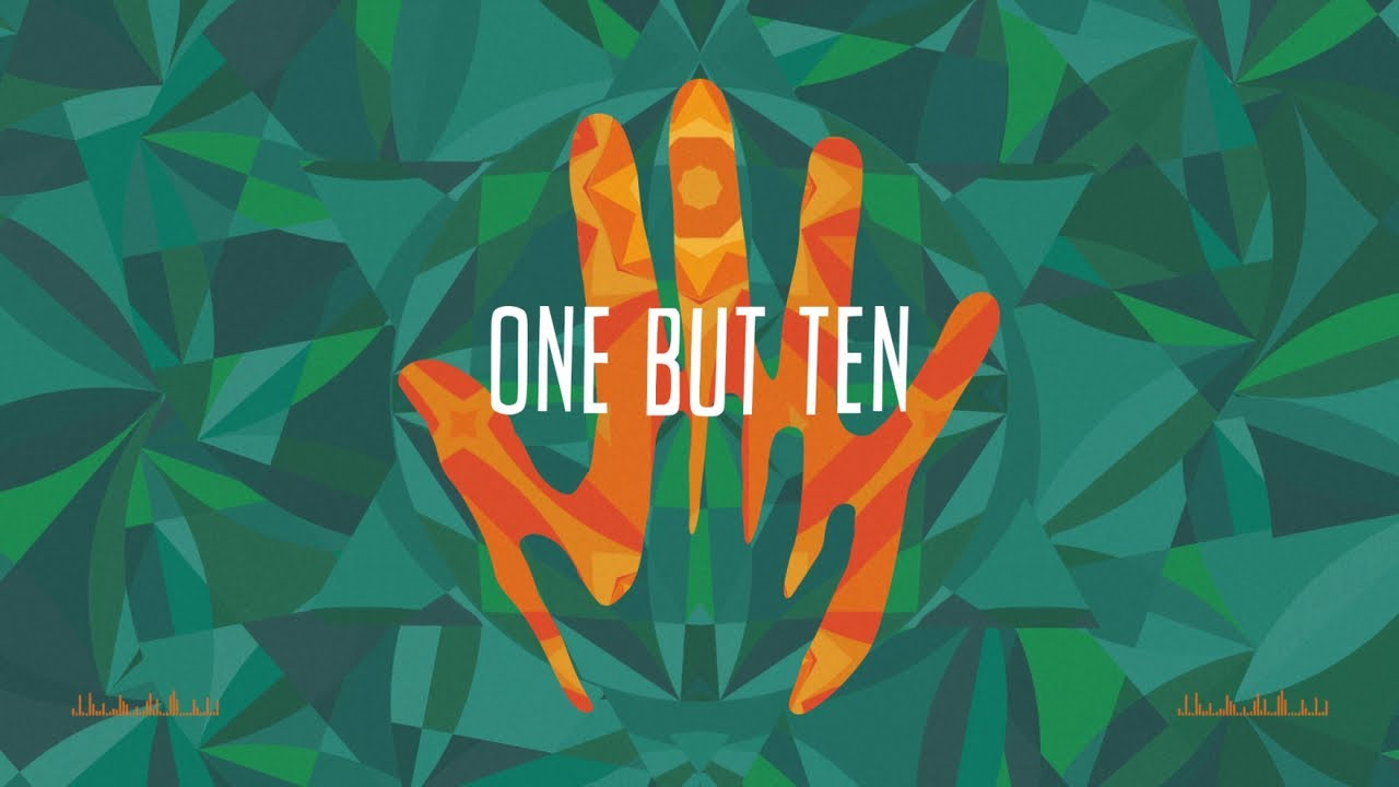 Groundation - One But Ten (Lyric Video) [11/13/2018]