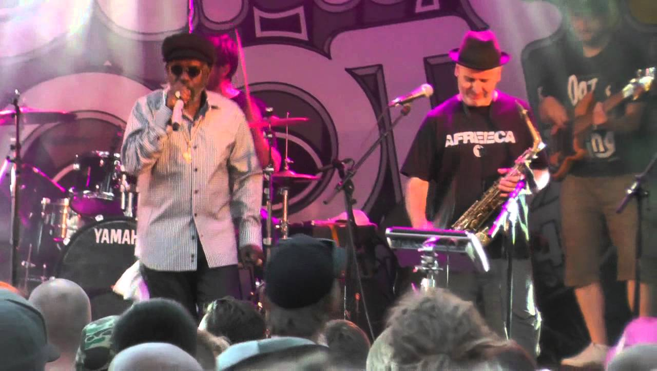 Johnny Osbourne - Truths & Rights @ Öland Roots 2014 [7/10/2014]