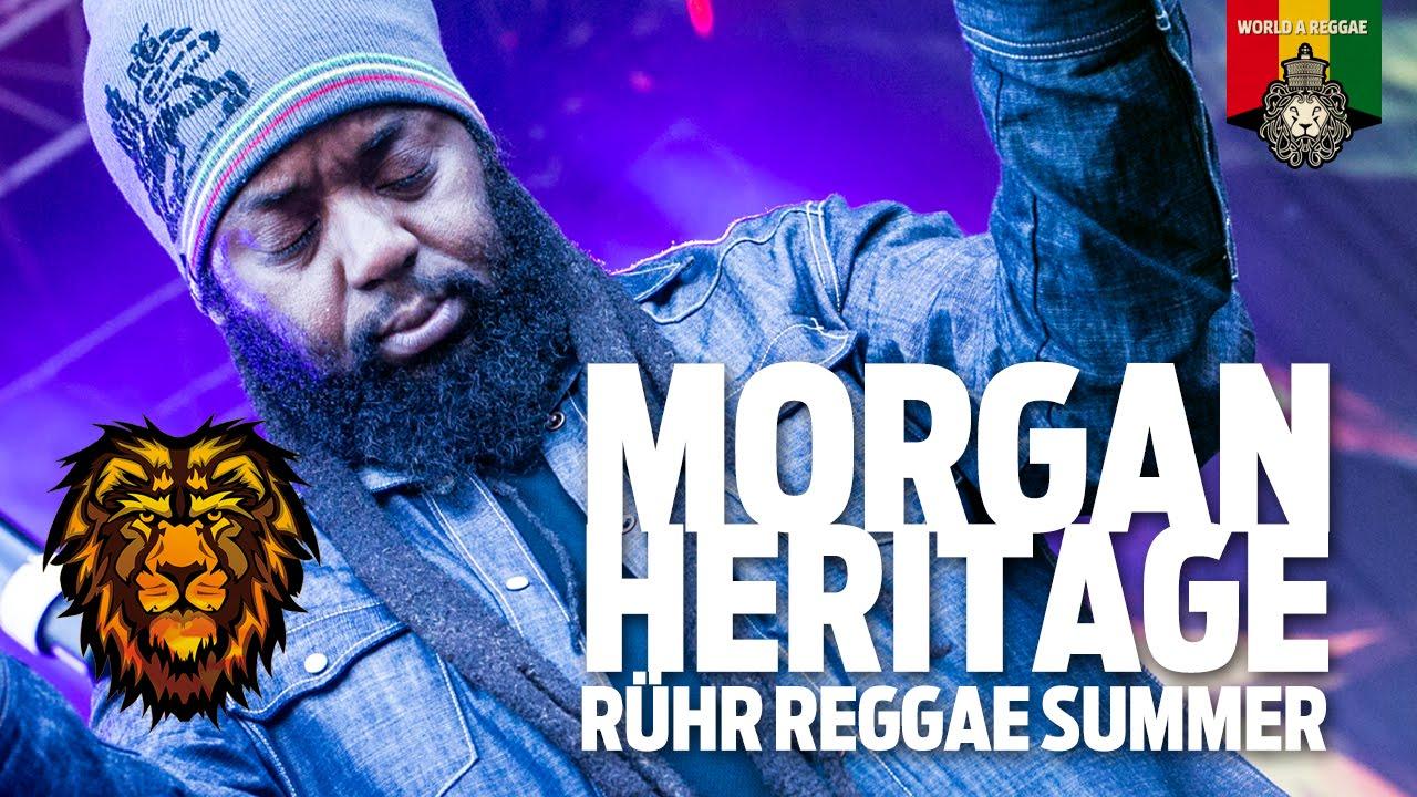 Morgan Heritage in Dortmund, Germany @ Ruhr Reggae Summer Dortmund 2015 [6/7/2015]