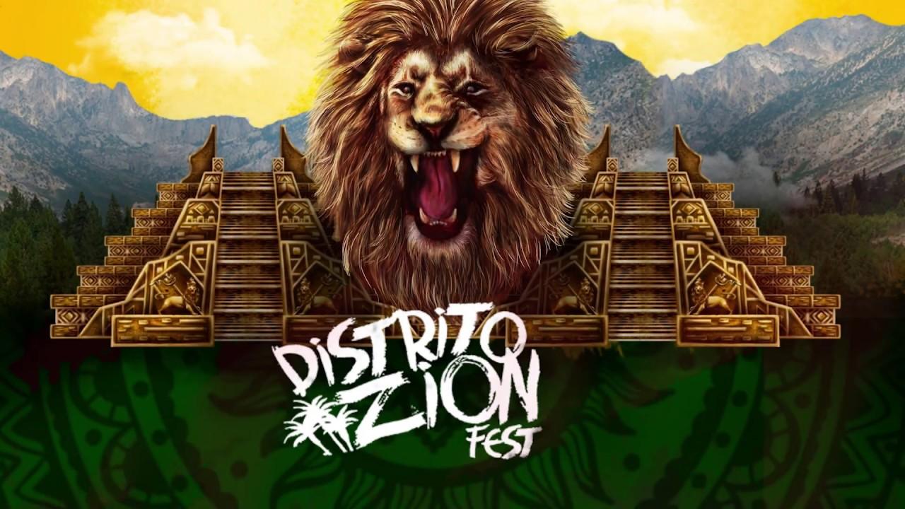 Distrito Zion Fest 2019 (Trailer) [1/30/2019]