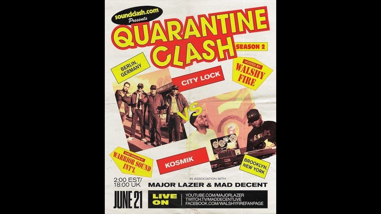 City Lock VS Kosmik Movements @ Quarantine Clash Season 2 [6/21/2020]