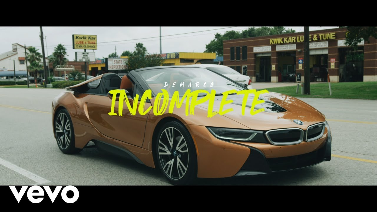 Demarco - Incomplete [6/6/2019]