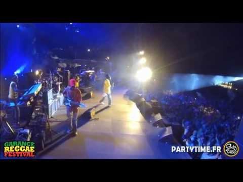 Sizzla @Garance Reggae Festival [7/27/2013]