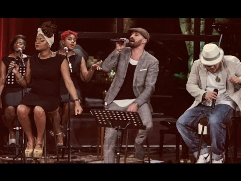 Gentleman - Rainy Days feat. Tamika & Martin Jondo @ MTV Unplugged [8/22/2016]