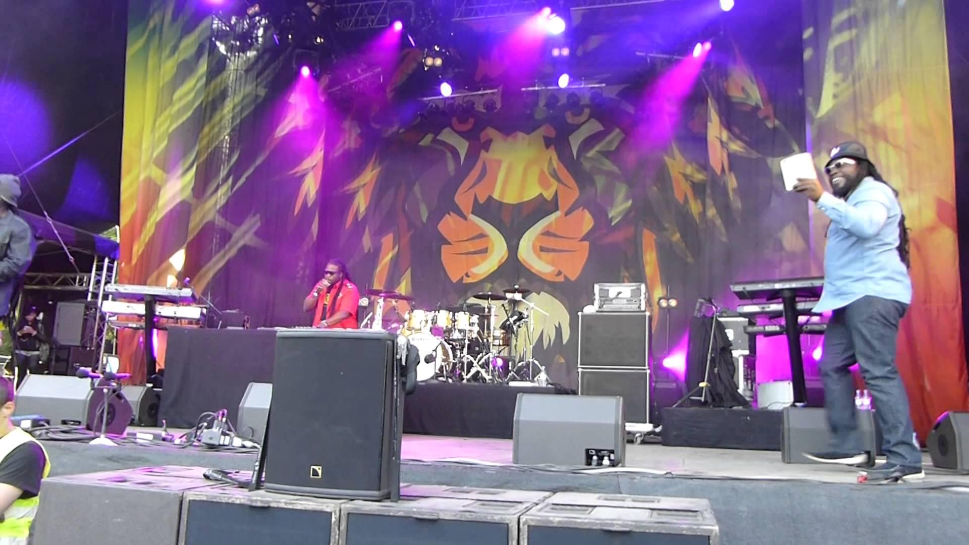 Morgan Heritage Soundsystem Show @ Ruhr Reggae Summer Dortmund 2015 [6/7/2015]