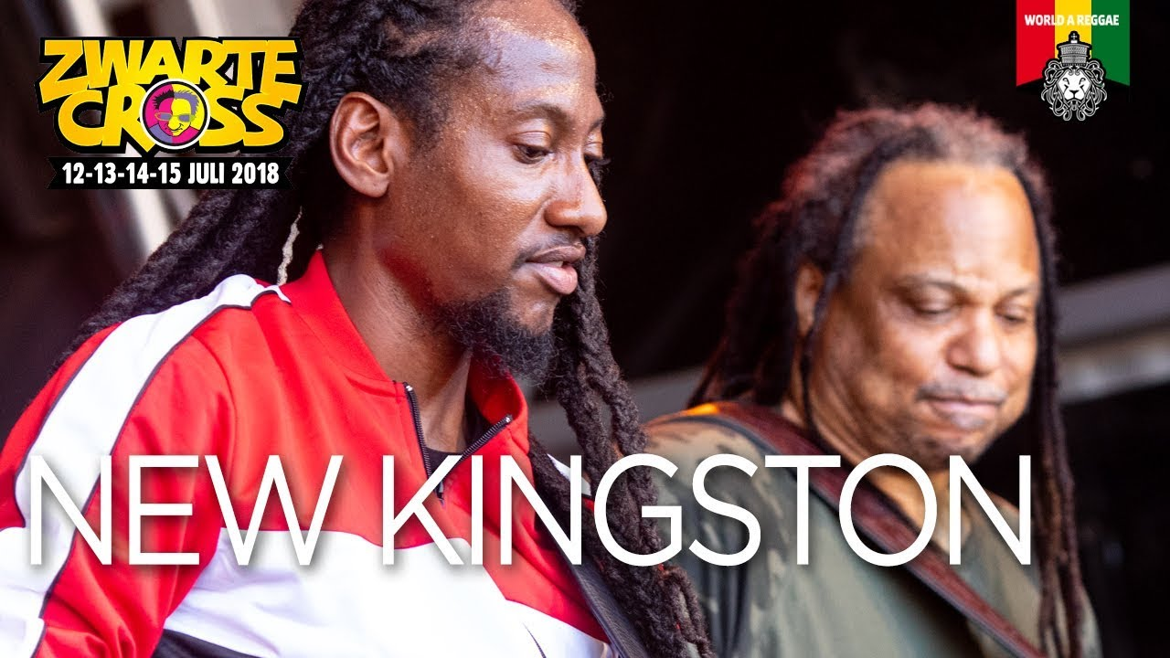 New Kingston @ Zwarte Cross 2018 [7/15/2018]