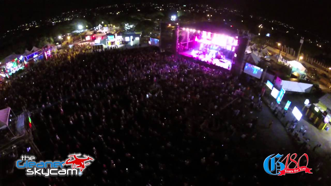 Highlights From The Air @ Reggae Sumfest 2014 [7/30/2014]