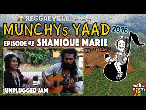 Shanique Marie - Coconut Jelly Man | Unplugged Jam @ Munchy's Yaad 2016 - Episode #2 [3/30/2016]