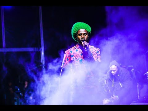 Chronixx - Here Comes Trouble @ Boomtown Fair 2019 [8/9/2019]