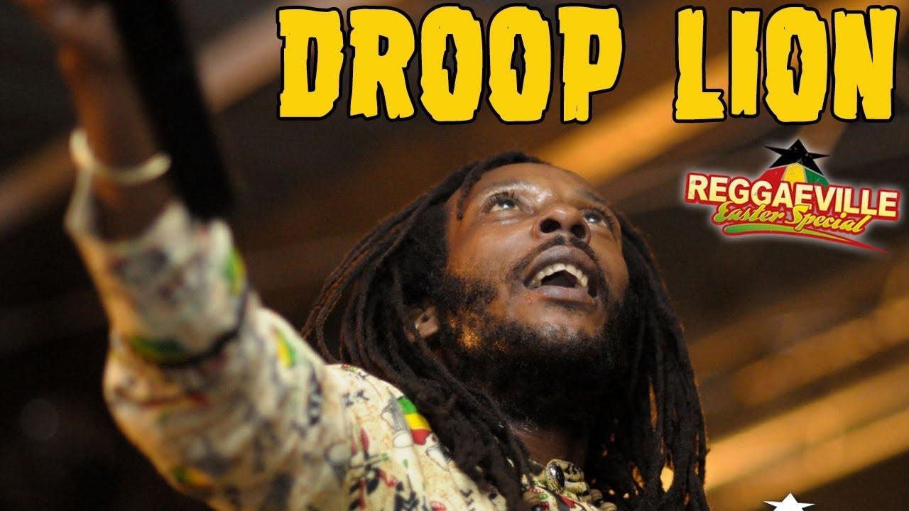 Droop Lion in Dortmund @JunkYard -Reggaeville Easter Special 2018 [3/31/2018]