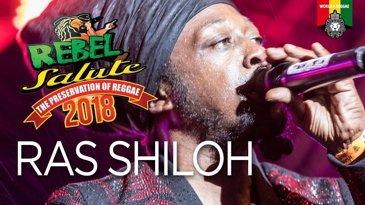Ras Shiloh @ Rebel Salute 2018 [1/13/2018]