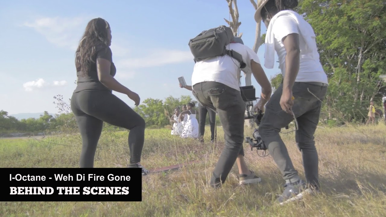 I-Octane - Weh Di Fire Gone (Behind The Scenes) [4/24/2018]
