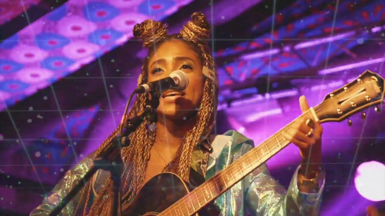 The making of Star Girl: The Mixtape (Naomi Cowan x Walshy Fire x Major Lazer) [7/28/2021]