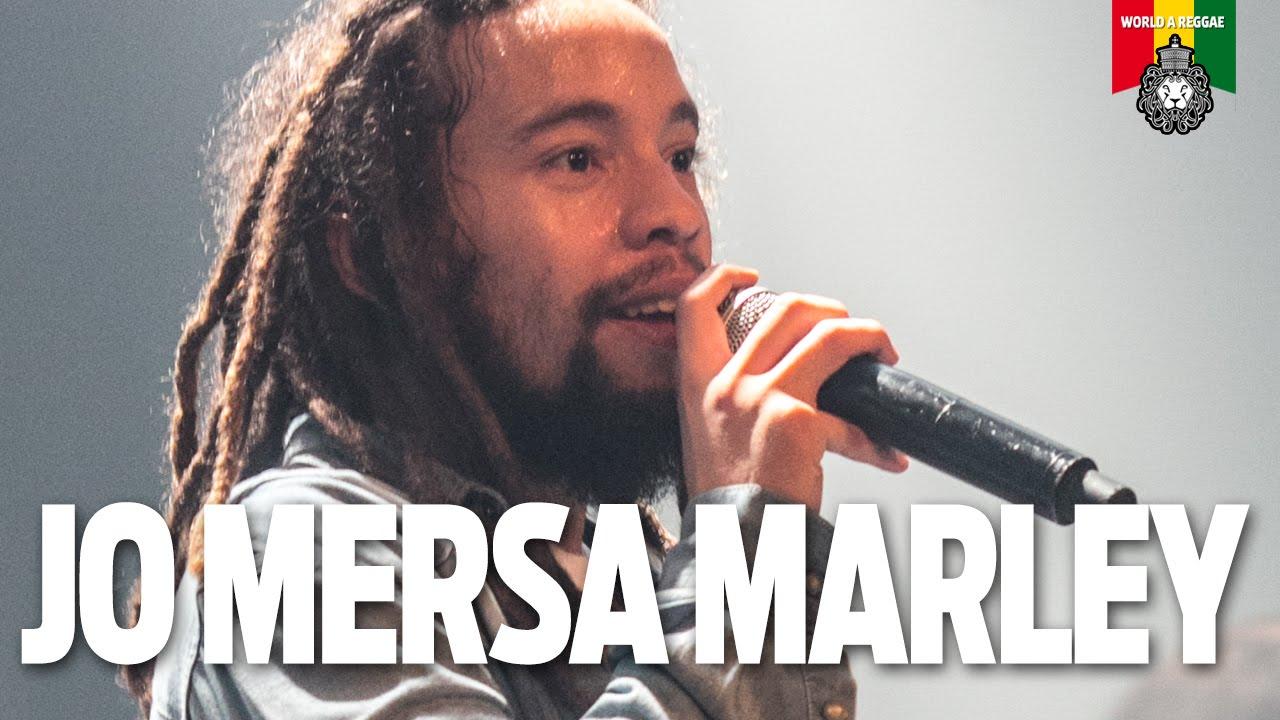 Jo Mersa Marley in Amsterdam @ Melkweg [8/11/2015]