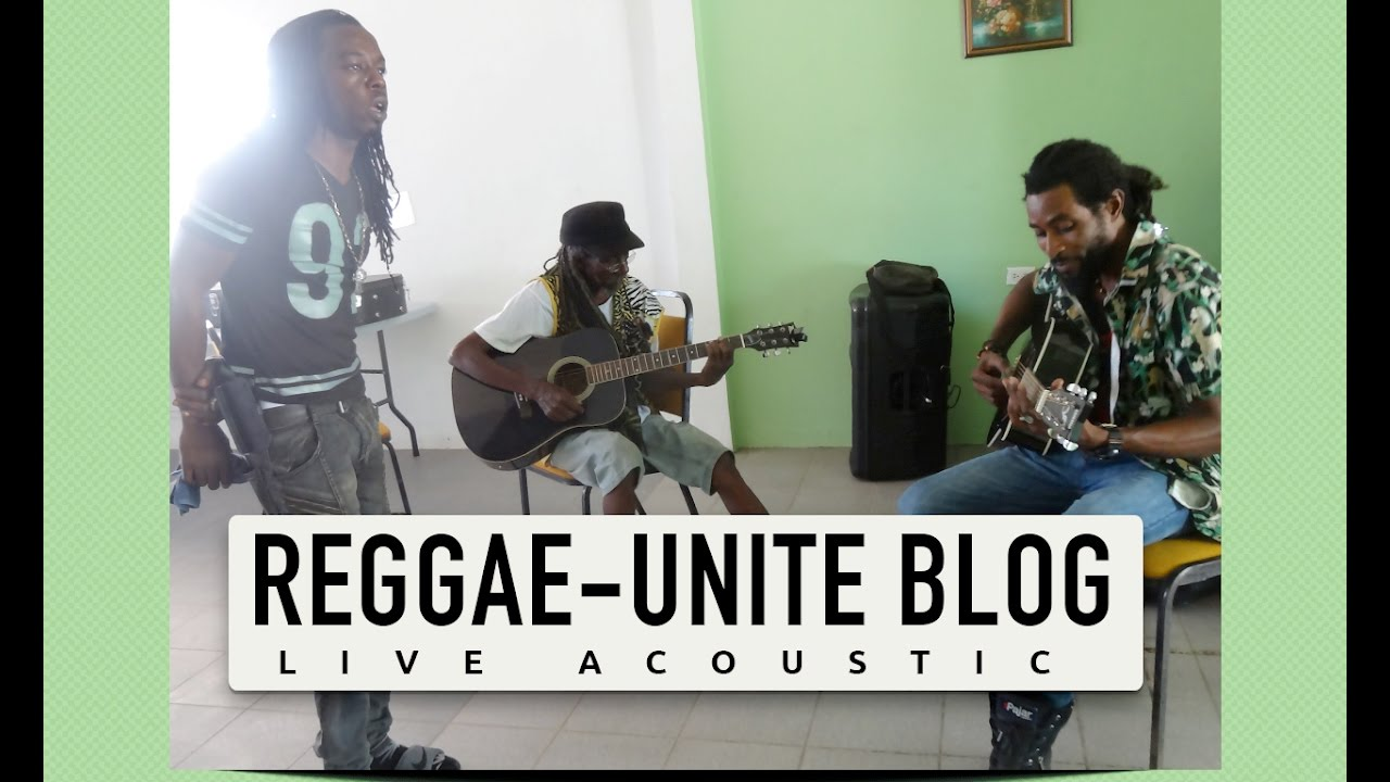 Loyal Flames - Acoustic Session @ Reggae-Unite Blog [3/16/2017]