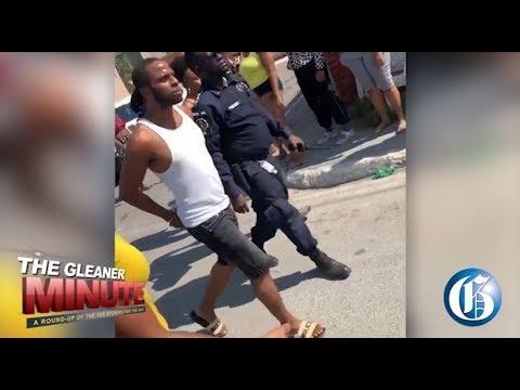 Dexta Daps arrested... @The Gleaner Minute [4/8/2020]