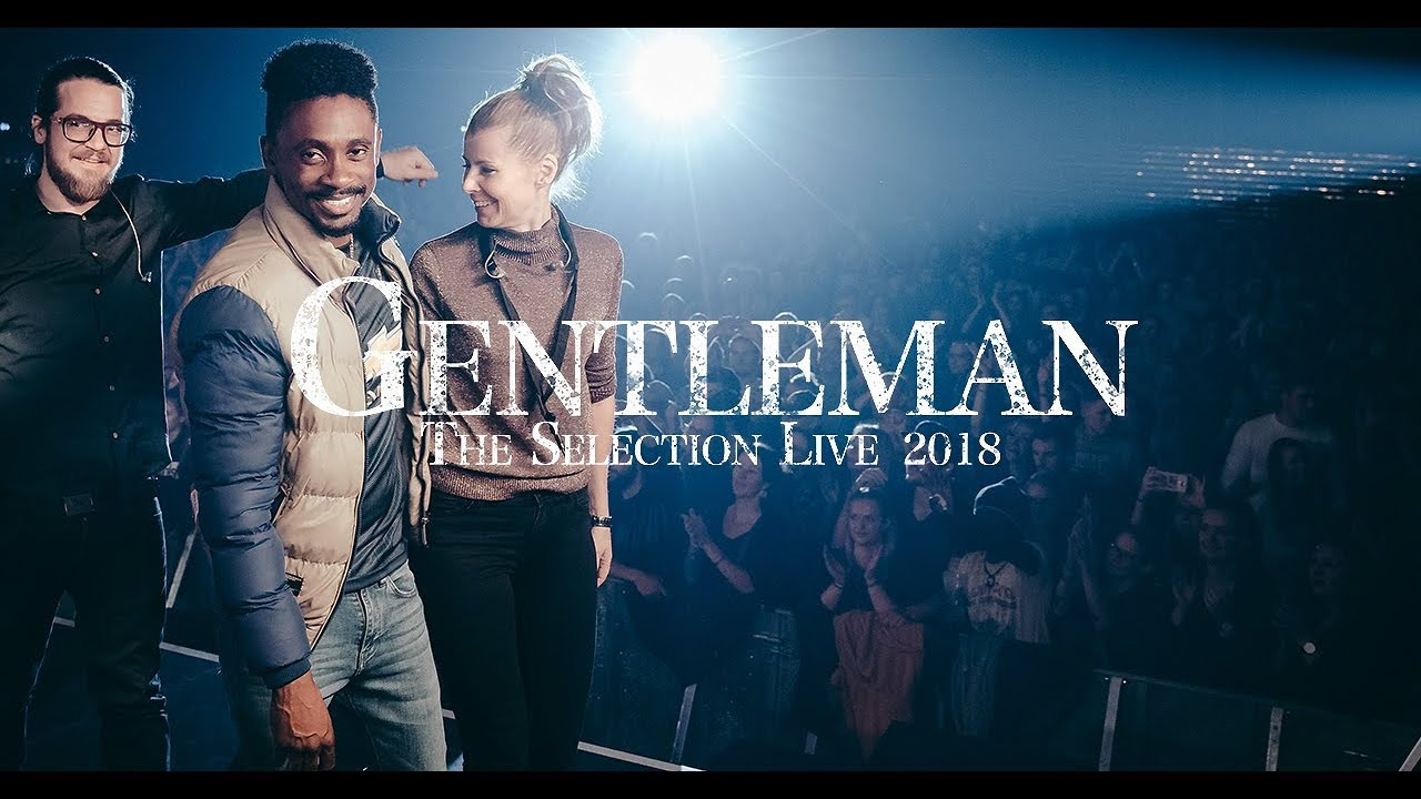Gentleman Tourblog - The Selection Live in Ulm, Germany [11/27/2018]