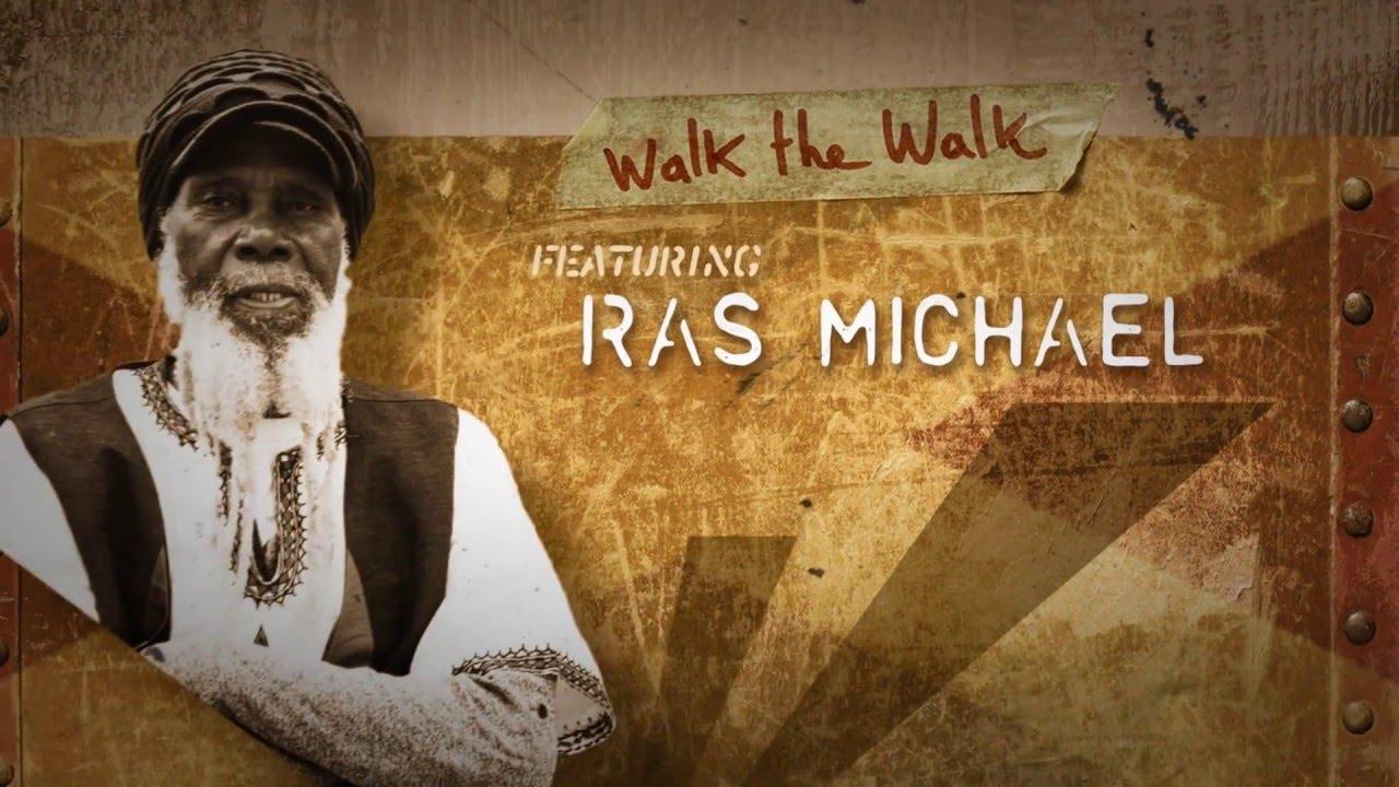 Brain Damage - Walk The Walk feat. Ras Michael [5/20/2016]