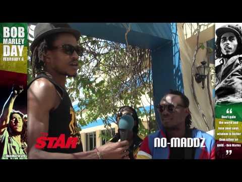 Bob Marley Birthday Tributes [2/6/2015]
