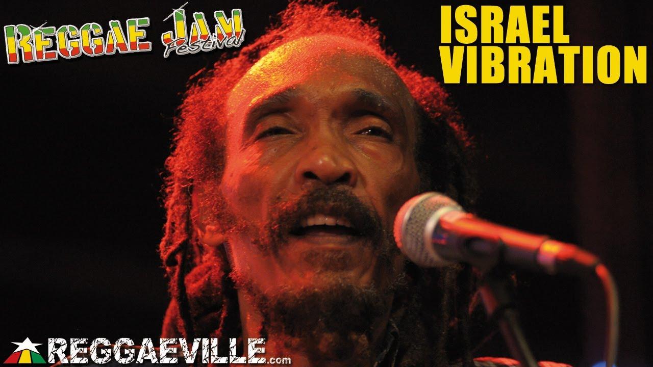 Israel Vibration @Reggae Jam [8/2/2013]