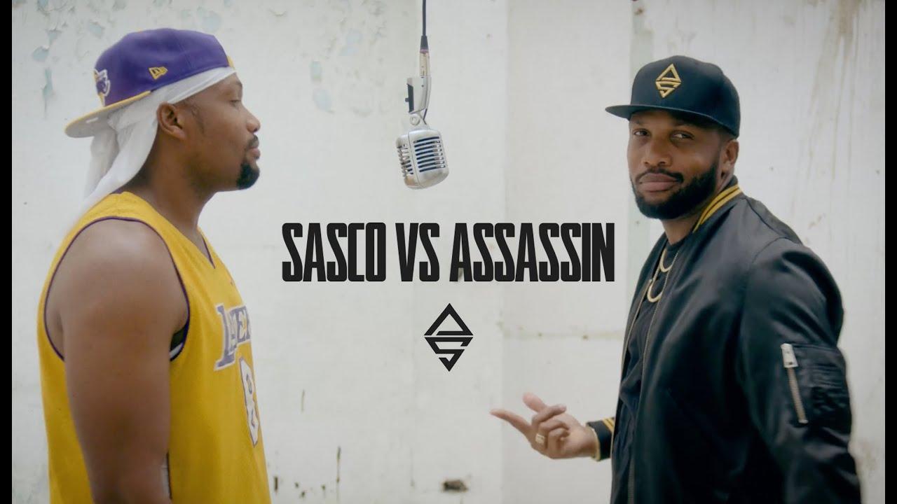 Agent Sasco - Sasco vs Assassin [12/9/2020]