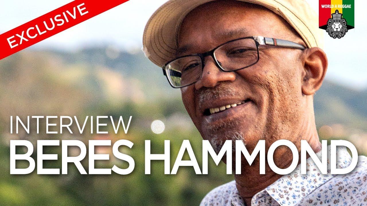 Beres Hammond Interview @ World A Reggae [3/1/2019]