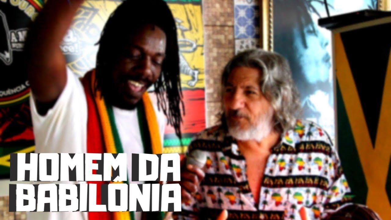 Tribo de Jah feat. Kenyatta Hill - Homem da Babilônia [4/17/2020]