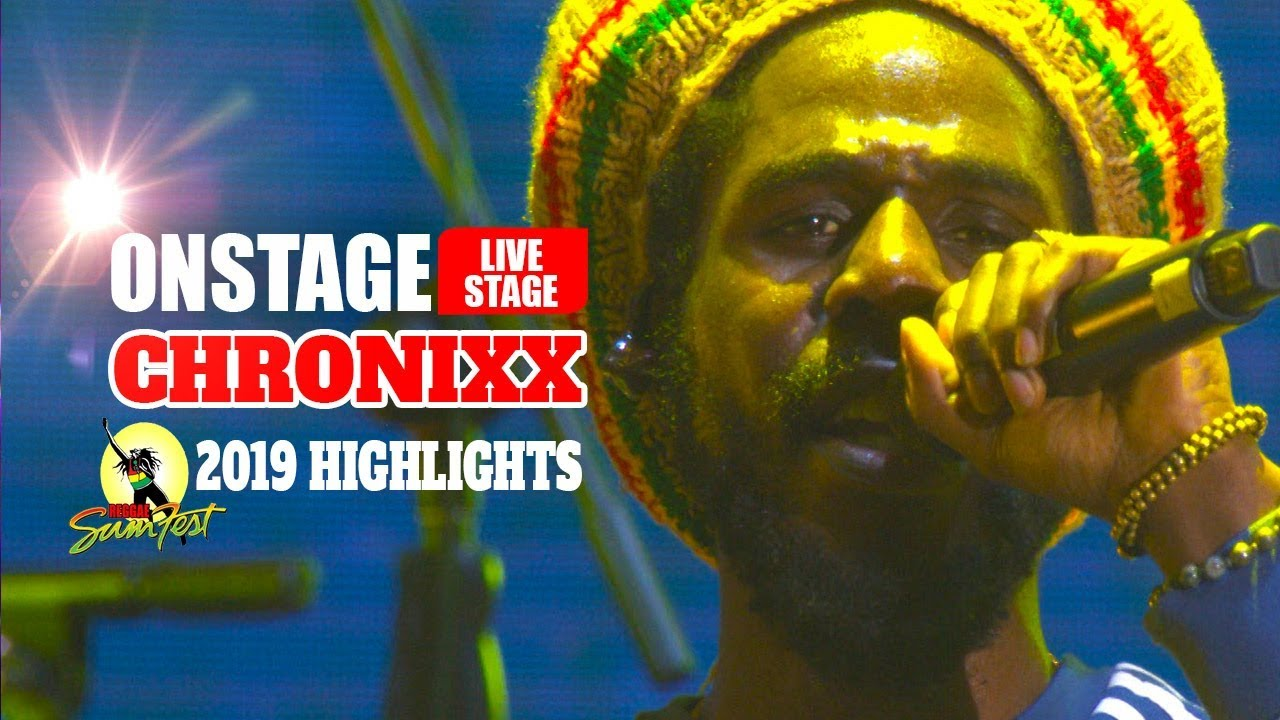 Chronixx - Big Ticket Item On Sumfest Night 1 (OnStage TV Highlights) [7/20/2019]
