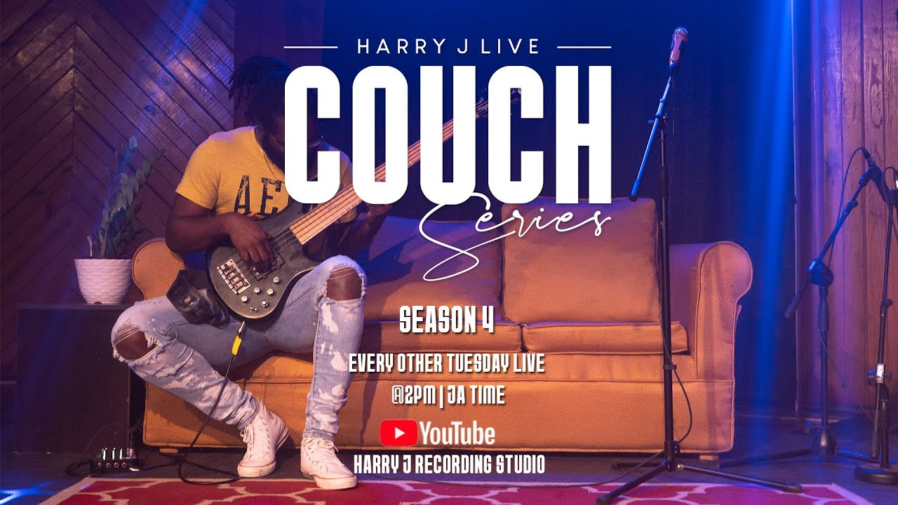 Projexx @ Harry J - Couch Series [7/6/2021]