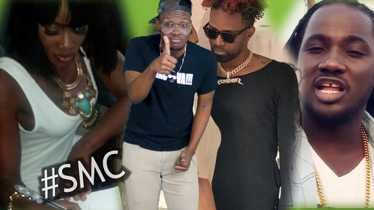 Konshens Neckline Triggers Octane and more @ Dutty Berry Show [7/29/2019]