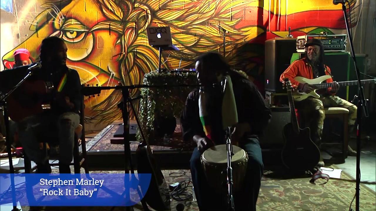 Stephen Marley - Rock It Baby @ Bob Marley Birthday Celebration 2018 [2/6/2018]
