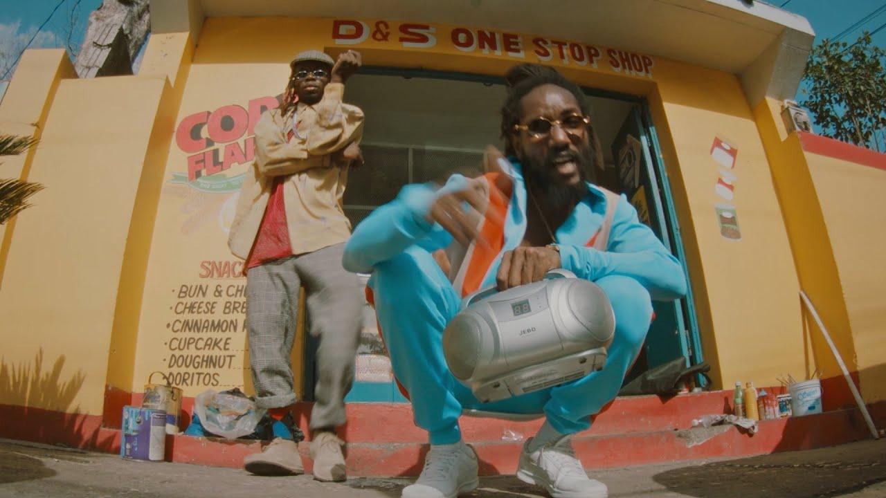 Kabaka Pyramid - Nice Up The Dance [8/25/2020]