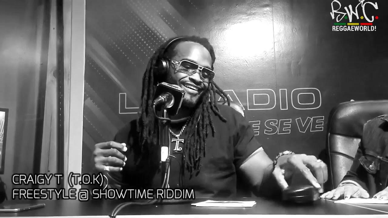 Craigy T freestyle @ Urbano 106FM [11/29/2019]