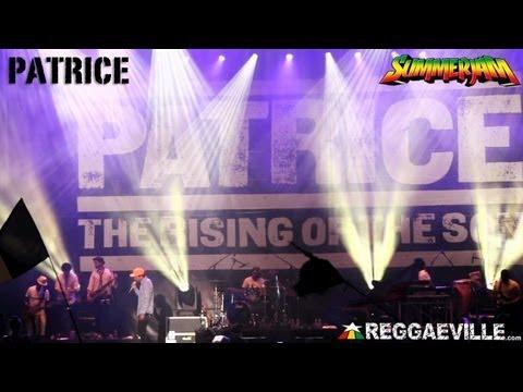 Patrice - Every Second @SummerJam [7/7/2013]