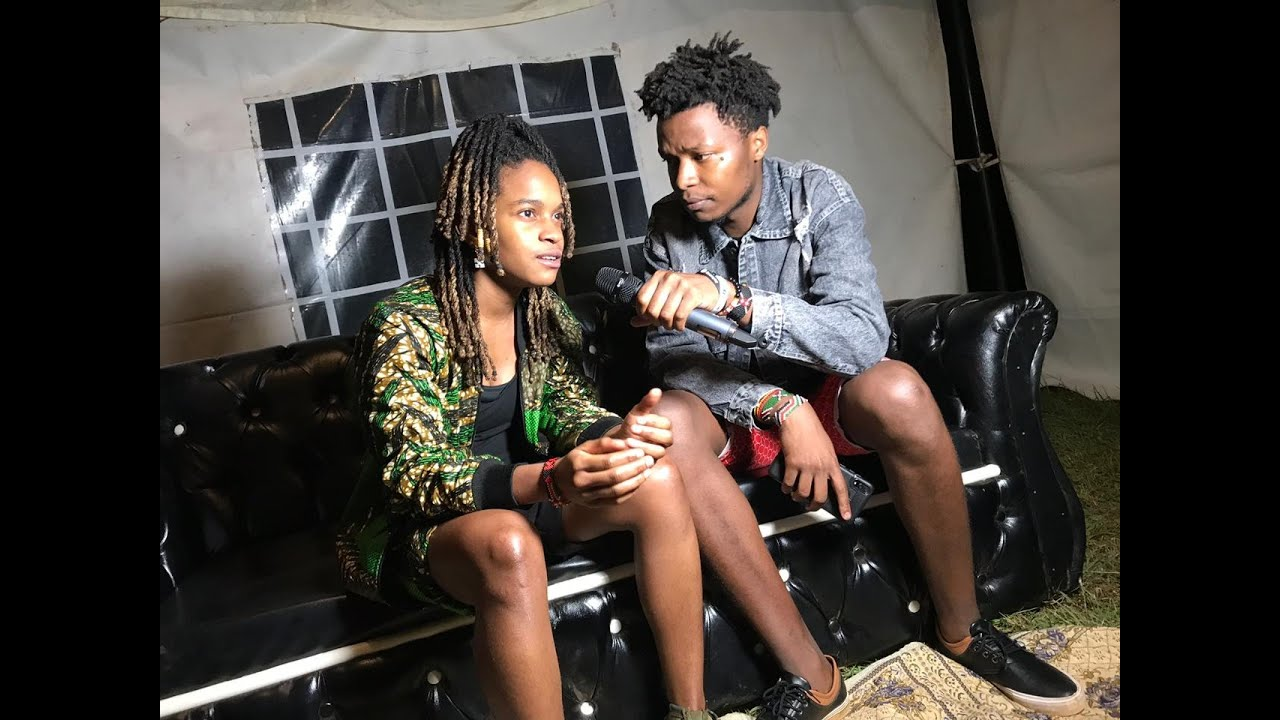 One on One With Koffee @ Blankets and Whine 2019 [12/22/2019]