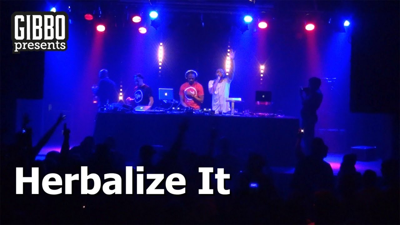 Herbalize It - Juggle Ina East 2015 [4/3/2015]