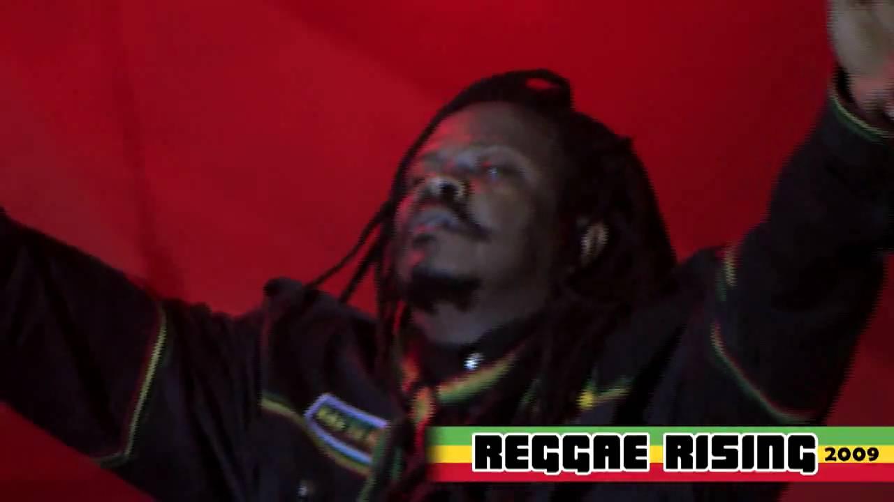 Luciano @Reggae Rising [7/31/2009]